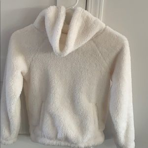 Forever 21 Fuzzy Pullover